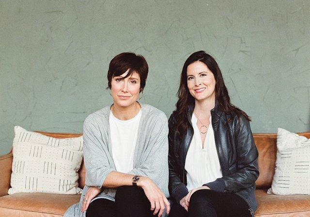 MaryAnn Means-Dufrene and Faith Geiger